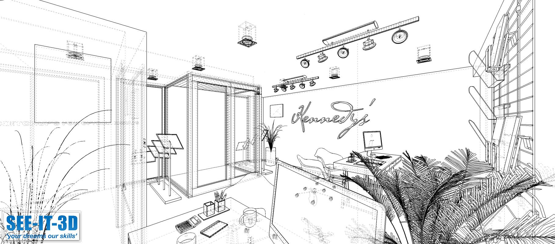 SketchUp + SU Podium