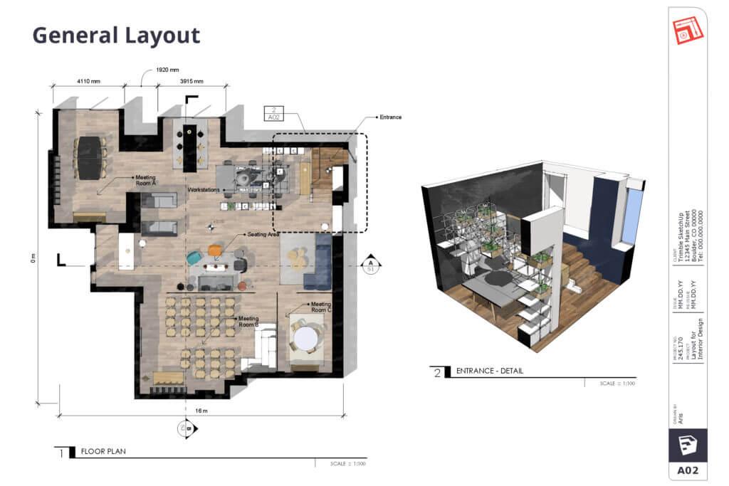 Sketchup Layout 3d To 2d Model Converter Elmtec Sketchup