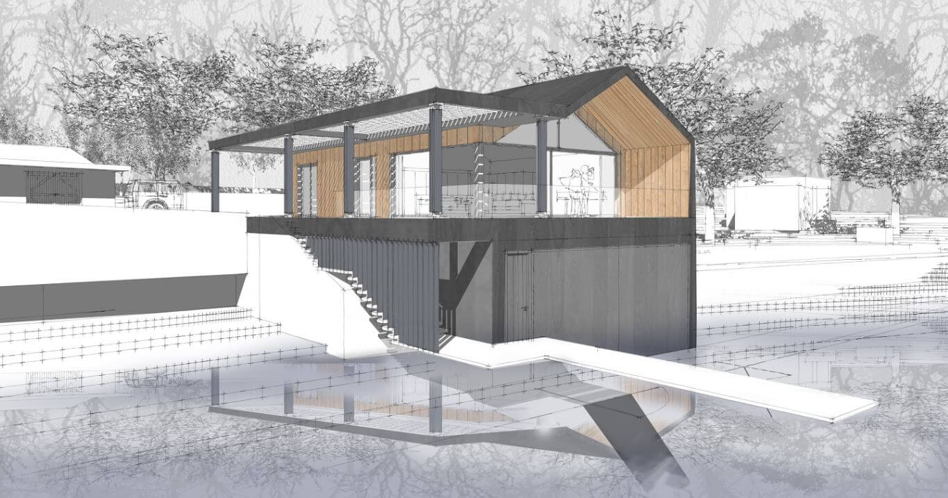 SketchUp Stories: Ben Cunliffe Architects