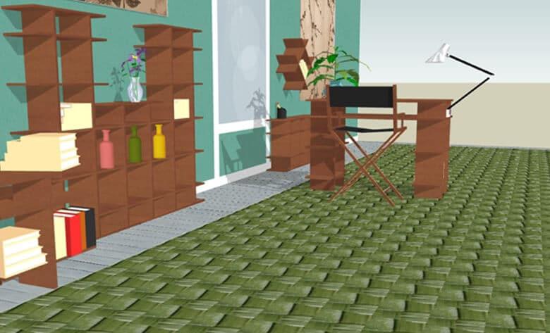 3D Warehouse, Custom Design Workspace by Smart Furniture