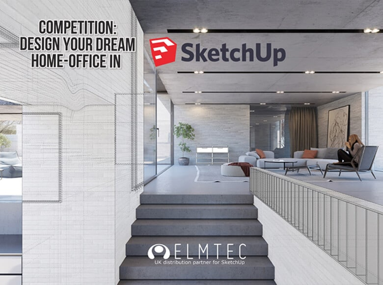 Competition: Design the Dream Home-Office