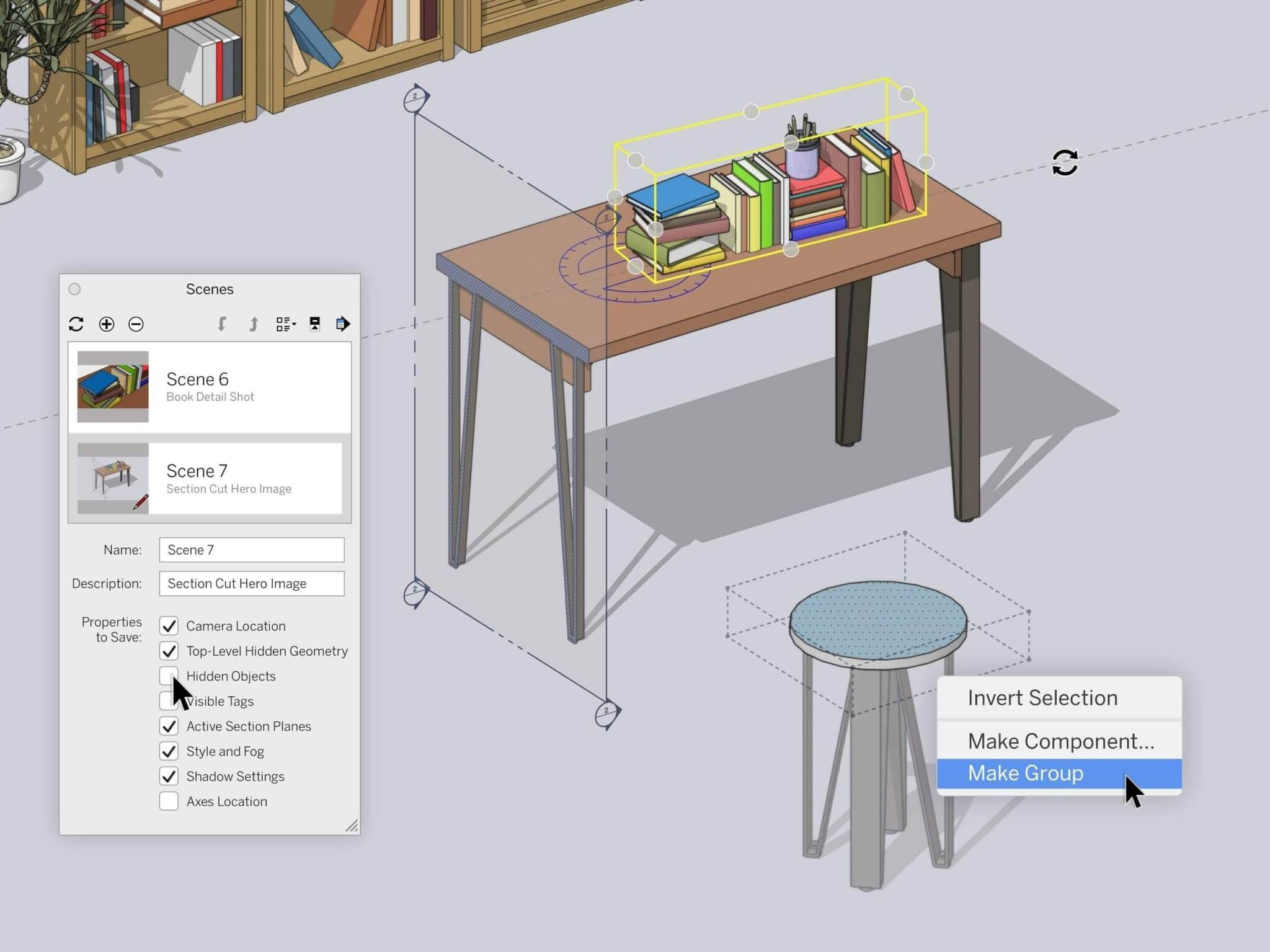 User-friendly updates to SketchUp Pro 2020