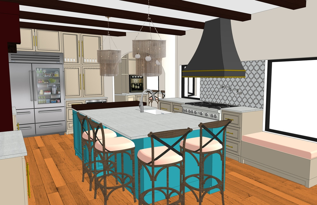 What Should Interior Designers be Looking For in a 3d Design / CAD Software Package